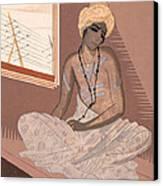 Illustration For Kim By Rudyard Kipling Canvas Print