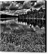 Lake Abanakee In The Adirondacks Canvas Print