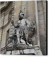 Les Invalides - Paris France - 01137 Canvas Print