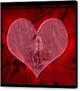 My Hearts Desire Canvas Print