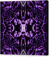 Purple Series 2 Canvas Print