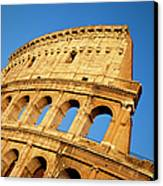 Roman Coliseum Canvas Print by Brian Jannsen