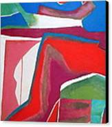 Salsa Canvas Print by Diane Fine