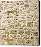 Stone Wall Canvas Print by Matthias Hauser