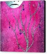 The Zebra Effect 3 Canvas Print by Oddball Art Co by Lizzy Love