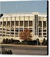 Veterans Stadium Canvas Print