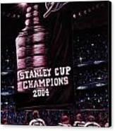 2004 Champs Canvas Print