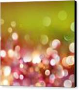 Abstract Background Canvas Print
