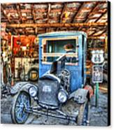 1919 Ford Model T Canvas Print by Robert Jensen