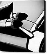 1959 Cadillac Convertible Canvas Print