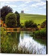 Abbotsbury Canvas Print by Joana Kruse