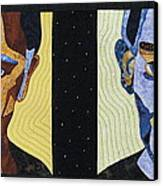 Alternate Universe Canvas Print by Lynda K Boardman