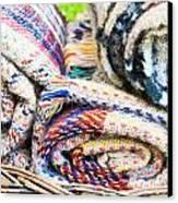 Blankets Canvas Print