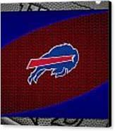 Buffalo Bills Canvas Print by Joe Hamilton