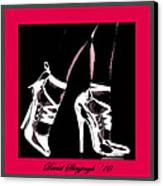 High Heels Canvas Print