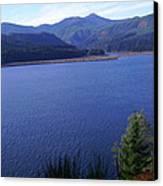 Lakes 4 Canvas Print by J D Owen