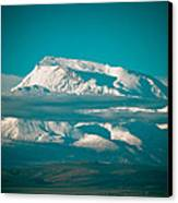 Mount Gurla Mandhata Canvas Print