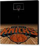 New York Knicks Canvas Print