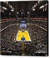 Pacers Indiana Canvas Print