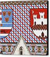 St Mark's Church Canvas Print by Borislav Marinic