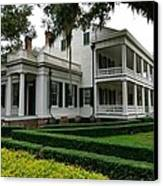 Rosedown Plantation Canvas Print by Photo Advocate