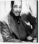Duke Ellington (1899-1974) Canvas Print