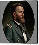 General Grant Canvas Print by War Is Hell Store