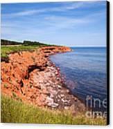 Prince Edward Island Coastline Canvas Print