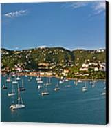 Saint Thomas Canvas Print by Brian Jannsen