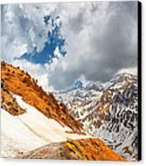 Transfagarasan Highway Canvas Print