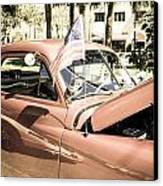 49 Plymouth Canvas Print