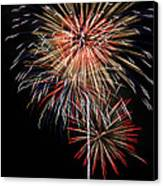 4th Of July 3 Canvas Print by Marilyn Hunt
