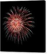 4th Of July 4 Canvas Print