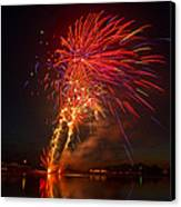 4th Of July Canvas Print by Gary McCormick
