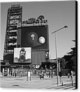 Citizens Bank Park - Philadelphia Phillies Canvas Print