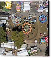 Fryeburg Fair, Maine Me Canvas Print