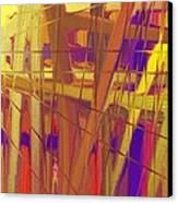Schreien Canvas Print