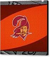 Tampa Bay Buccaneers Canvas Print by Joe Hamilton
