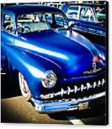 52 Ford Mercury Canvas Print by Phil 'motography' Clark