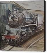 75069 Br Standard Class 4 Canvas Print by Martin Howard