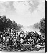 Francis Marion (1732?-1795) Canvas Print