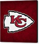 Kansas City Chiefs Canvas Print