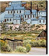 A Bodie View From Above Canvas Print