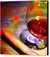 A Cognac Night 20130815 Canvas Print