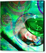A Cognac Night 20130815p130 Canvas Print by Wingsdomain Art and Photography