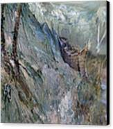 A Fantasy Storm Canvas Print by Judy Paleologos