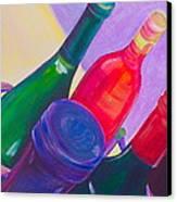 A Full Rack Canvas Print by Debi Starr