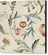 A Garden Piece Canvas Print by May Morris