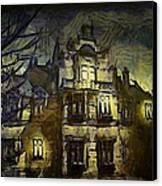 a la van Gogh Canvas Print