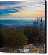 A Late Winter's Afternoon Canvas Print